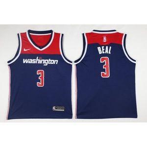 Washington Wizards Bradley Beal Jersey